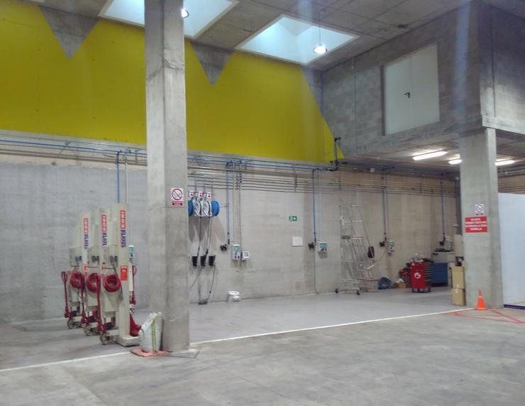 Verde_centre_neteja_Joan_Miro_Estacions de carrega-3