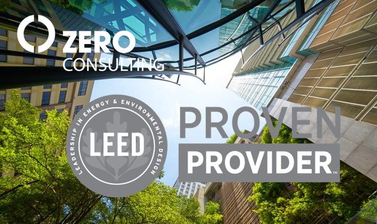 LEED Proven Provider