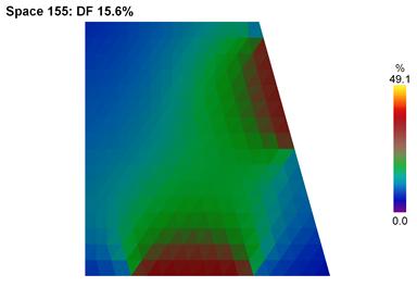 Cálculo de Daylight Factor para BREEAM Vivienda