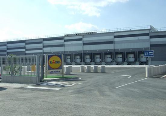 Almacen Logistico DGNB